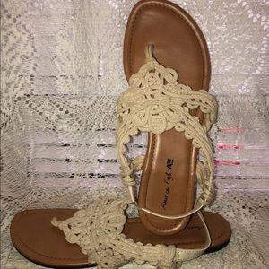 Crochet Sandals 7